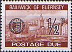 Guernsey 1977 Decimal Post Due SG D 18 Fine Mint