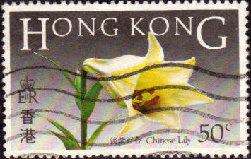 Hong Kong 1985 Native Flowers SG 497 Fine Used