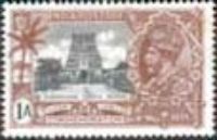 India 1935 King George V Silver Jubilee SG 242 Fine Mint
