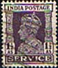India 1939 King George VI Service SG O146b Fine Used