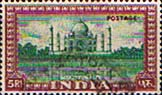 India 1949 SG 322 Taj Mahal Agra Fine Used