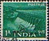India Stamps 1955 Five Year Plan