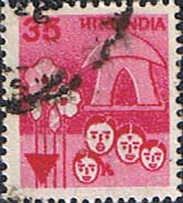 India 1979 SG 927 Family Planning Fine Used