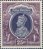 India Reign of King George VI
