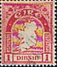 Ireland 1940 Eire Issue SG 112 Map Fine Used