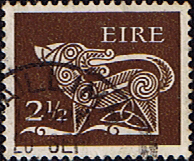 Ireland 1971 Eire Decimal Issue SG 291 Fine Used