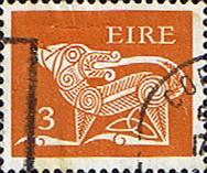 Ireland 1971 Eire Decimal Issue SG 292 Fine Used