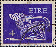 Ireland 1971 Eire Decimal Issue SG 294 Fine Used