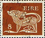 Ireland 1974 Eire Decimal Issue SG 350 Fine Used