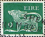 Ireland 1974 Eire Decimal Issue SG 352 Fine Used