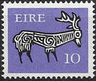 Ireland 1974 Eire Decimal Issue SG 354 Fine Mint