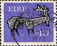 Ireland 1974 Eire Decimal Issue SG 354 Fine Used