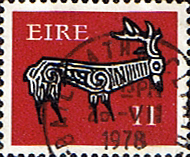 Ireland 1974 Eire Decimal Issue SG 355 Fine Used