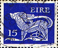 Ireland 1974 Eire Decimal Issue SG 356a Fine Used