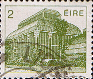 Ireland 1983 Irish Architecture SG 533 Fine Used
