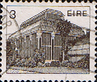 Ireland 1983 Irish Architecture SG 534 Fine Used