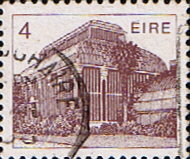 Ireland 1983 Irish Architecture SG 535 Fine Used