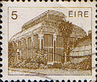 Ireland 1983 Irish Architecture SG 536 Fine Used