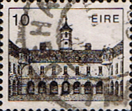 Stamp Stamps Eire Ireland 1982 Irish Architecture SG 539 Fine Used Scott 544