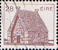 Ireland 1983 Irish Architecture SG 545c Fine Used
