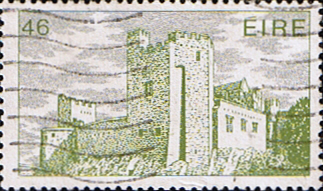 Stamps Stamp Eire Ireland 1982 Irish Architecture SG 548b Fine Used Scott 643