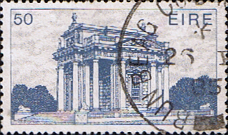 Postage Stamps Stamp Eire Ireland 1982 Irish Architecture SG 549 Fine Used Scott 554