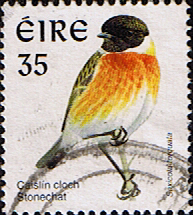 Stamp Stamps Eire Ireland 1997 Birds SG 1054 Fine Used Scott 1107