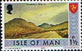 Postage Stamps Isle of Man 1973 Independent Postal Administration SG 14 Fine Mint Scott 14