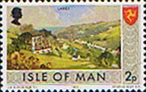 Postage Stamps Isle of Man 1973 Independent Postal Administration SG 15 Fine Mint Scott 15