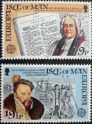 Postage Stamps Isle of Man 1981 Royal National Mission to Deep Sea Fishermen Set Fine Mint