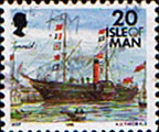 Isle of Man 1996 Ships SG 689 Fine Used