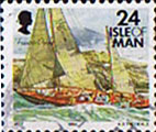 Isle of Man 1996 Ships SG 693 Fine Used