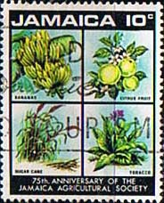 Jamaica 1970 Agricultural Society SG 324 Fine Used