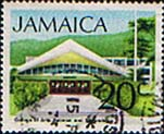 Jamaica 1972 SG 354 College of Arts Fine Used