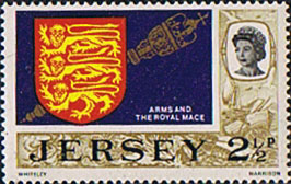Jersey 1970 Decimal Currency SG 46 Fine Mint