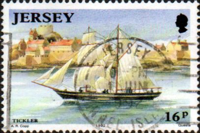 Jersey 1992 Shipbuilding SG 579 Fine Used
