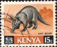 Kenya 1966 Republic Animals SG 22 Fine Used