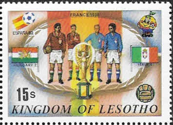 Lesotho Stamps