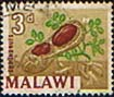 Malawi 1964 SG 218 Groundnuts Fine Used