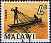 Malawi 1964 SG 219 Fishing Fine Used