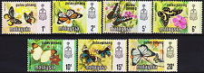 Malay State of Penang 1971 Butterflies Set Fine Mint