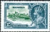 Mauritius 1935 King George V Silver Jubilee SG 246 Fine Mint