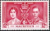 Mauritius Stamps 1938 King George VI Fine Used SG 250 Scott 205