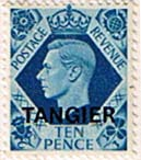 Morocco Agencies TANGIER 1949 SG 270 King George VI Fine Mint