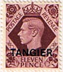 Morocco Agencies TANGIER 1949 SG 271 King George VI Fine Mint