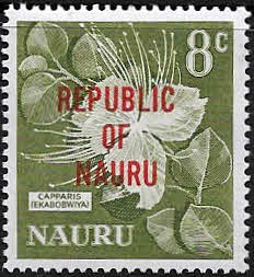 Nauru Stamps 1973 Independence