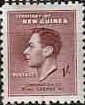 New Guinea 1937 King George VI Coronation SG 211 Fine Mint