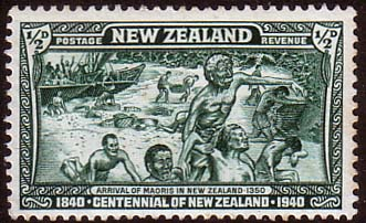 New Zealand 1940 Centenary SG 613 Fine Mint