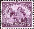 New Zealand 1946 King George VI Victory SG 670 Fine Used