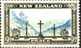 New Zealand 1946 King George VI Victory SG 676 Fine Mint